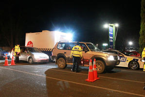 New Zealand Drug Foundation research has found that half of the drivers killed on New Zealand roads are impaired by alcohol, other drugs or both. Photo / APN