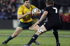 Adam Ashley-Cooper in action against the All Blacks. Photo / Getty Images