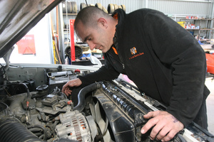 Many drivers are putting off servicing their cars for financial reasons.