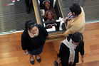 Members of Te Papa and visiting iwi arrive at Napier museum with Maori treasures.  Photo / File