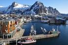 Svolvaer, Norway. Photo / Supplied