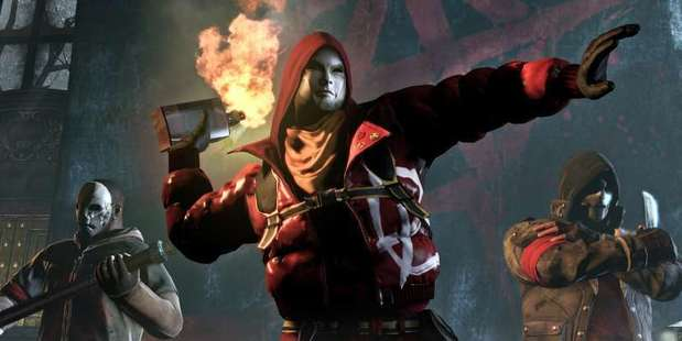 Supervillain Firefly is unveiled in the new trailer for Batman: Arkham Origins.