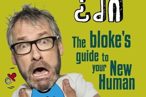 The Bloke's Guide to your New Human by Jeremy Corbett.