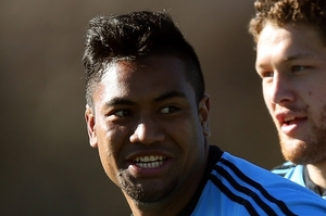 Julian Savea will likely play on the left wing on Saturday against the Wallabies.Photo / Getty Images