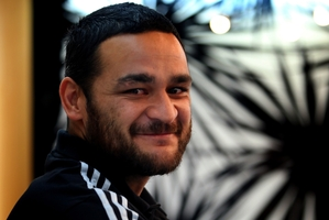 Piri Weepu was reluctant to leave Wellington, but says he's grown accustomed to Auckland life. Photo / Getty Images