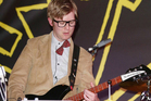 J Willgoose Esq has thrown open the debate on secret backing tracks at concerts. Photo / Independent