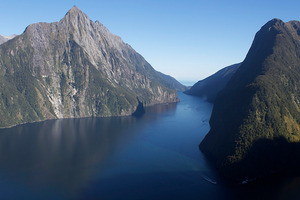 Milford Sound. Photo / Ngai Tahu Tourism Holdings