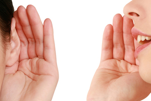 Middle-aged people are very effective at blocking out their husband or wife's voice in order to hear a stranger more clearly. Photo / Thinkstock