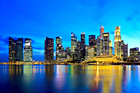 Kea chief executive, Dr Sue Watson, says hubs of Kiwi expats are emerging in San Francisco, Denver, Singapore (pictured) and Dubai. Photo / Thinkstock