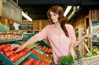 Learn the tricks for savvy supermarket shopping. Photo / Thinkstock