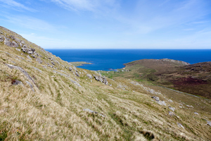 Overlooking the sea at Barra, Outer Hebrides. Photo / Thinkstock