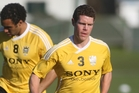 Tony Lochhead is wanted by the All Whites but doesn't have a club to represent. Picture / APN