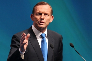 Tony Abbott's health policy was welcomed by seniors' groups. Photo / AP