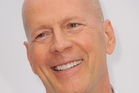 Action man Bruce Willis says vanity plays a big part in staying in shape for his movie roles. Photo / AP