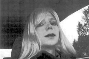 Chelsea Manning, formerly Bradley Manning. Photo / AP