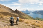 Hill Walking in Wanaka. Photo / Getty Images