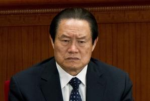 Zhou Yongkang. Photo / AP