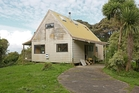 Jason Rathgen had his eye on this property in Bethells Beach which will be auctioned on Friday.