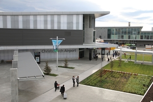 Menzies wants to buy the Skystar unit at Christchurch Airport. Photo / The Star