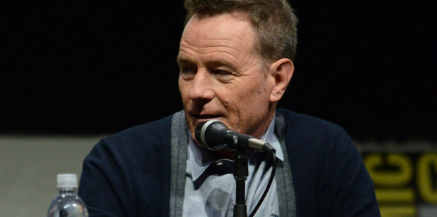 Bryan Cranston has reportedly been cast as Lex Luthor in the next Superman film. Photo / AP