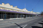 Farmers building on High Street, Rangiora. Photo / APN