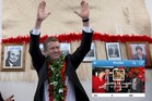 Labour Party leader candidate David Cunliffe. Photo / Brett Phibbs