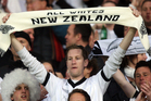 Tickets for the All Whites' intercontinental playoff to reach the World Cup finals go on public sale tomorrow morning. Photo / Getty Images.