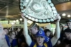 It is 56 years since Otago held the shield, and it has lost a lot of lustre in that time. But never mind. The long wait is over, and a year of Super 15 pain for the southerners has also been eased, if slightly.
