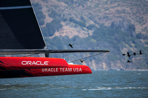 Oracle Team USA. Photo / Oracle