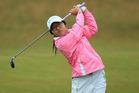 New Zealand Golf general manager Dave Mangan believes she will be No 1 by the time she is 18. Photo / Getty Images