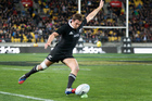 All Blacks first five-eighth Tom Taylor. Photo / Mark Mitchell