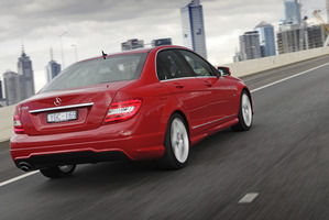 Mercedes-Benz is celebrating 10 million sales of its C-Class since 1982.