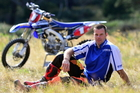 Paul Whibley is returning home to organise the Yamaha Taikorea 500. Pictures/Andy McGechan, BikesportNZ.com