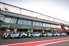 Aston Martin will be running five cars at this weekend's World Endurance Championship round in Sao Paulo.