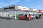 The spacious Experience Centre dealership that Andrew Simms has planned for Botany. He wants to recruit staff who understand what customers are really looking for.