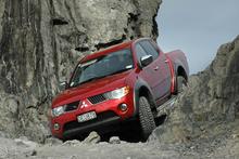 2008 Mitsubishi Triton. Photo / Supplied