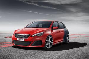 Peugeot 308 R Concept to appear at Frankfurt Motor Show. Photo / Supplied
