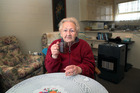 Bureta's Bev Davis finds living on the pension a struggle. Photo / Andrew Warner