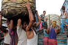 The Indian Government has employed some control measures, ringing alarm bells for experts here. Photo / AP