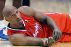 Lamar Odom was arrested for allegedly driving under the influence.Photo / AP