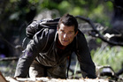 Bear Grylls endorses new camo, waterproof Bibles given to the military.