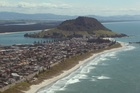 Mount Maunganui is a jewel for Bay of Plenty.  Photo / File
