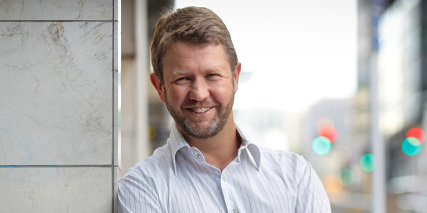 Labour Party MP David Cunliffe. Photo / Natalie Slade