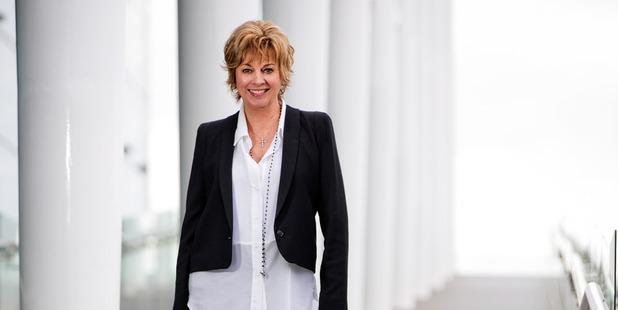 NZ Fashion Week found Dame Pieter Stewart. Photo / Babiche Martens