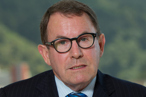 John Banks has suggested that only police officers with a High Court warrant should be able gather information from Parliamentary Service while pursuing a criminal inquiry. File photo / Mark Mitchell