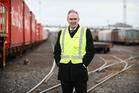 KiwiRail chief executive Jim Quinn. Photo / Natalie Slade