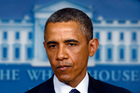Obama warned his government's use of chemical weapons in its two-year civil war would be a