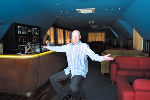 Dux Live manager Ross Herrick, pictured in this file photo, says the cameras in the bar's toilets will stay. File photo / Geoff Sloan