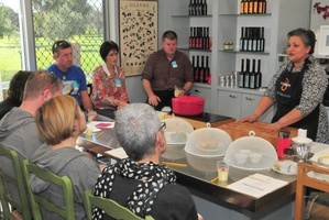 The table will be set for cooking lessons among a range of other classes at The Ace Place in Masterton next week.