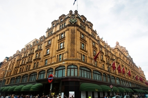 CEO Shaun Ryan will hope to repeat the firm's Harrods success.